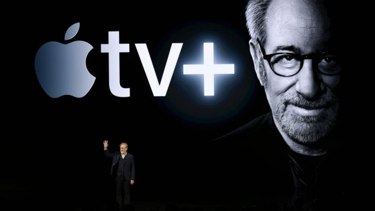 Apple announces new video streaming service to rival Netflix