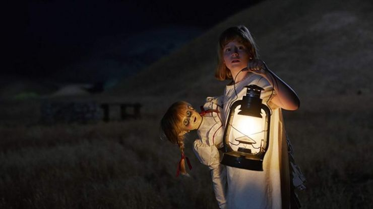 James Wan gives first look at new Annabelle movie