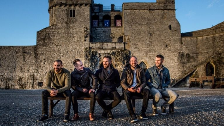Hermitage Green announce major Limerick show for this summer