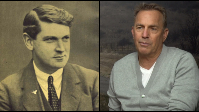 Kevin Costner wants to make an epic film about the life of Michael Collins