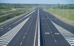 Three lanes of the M7 have now reopened