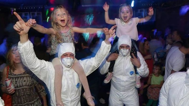 A family rave is coming to Dublin this summer