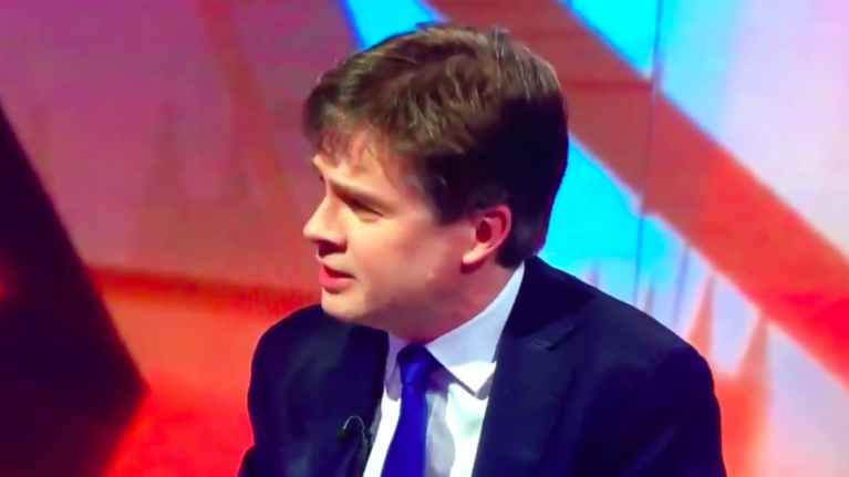 """British MP on May's Brexit deal: """"F**k knows. I'm past caring. It's like the living dead in here"""""""