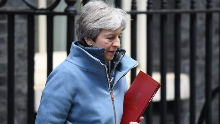 Theresa May's Withdrawal Agreement has been rejected by the House of Commons, again