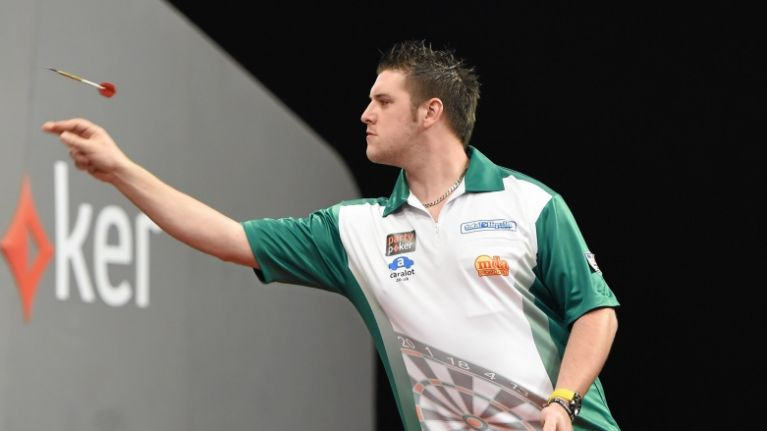 """Jarlath Burns: """"When Daryl Gurney plays in Dublin, he gets booed, and I find that offensive"""""""
