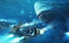 The script for The Meg 2 will make it the greatest film in the history of cinema