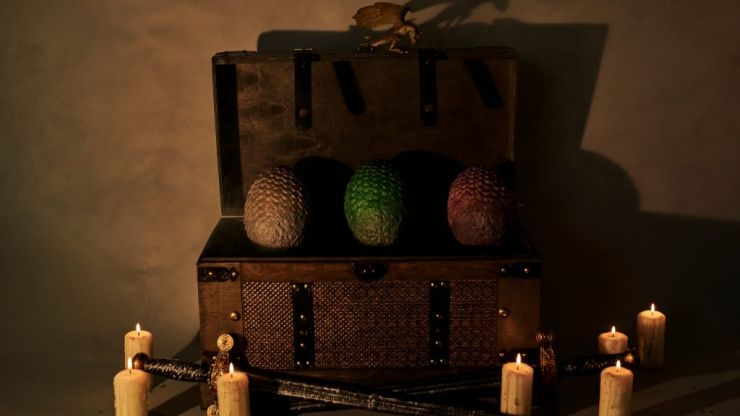 Deliveroo to launch a series of Game of Thrones Easter eggs for only 80c each