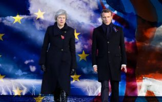 Emmanuel Macron will reportedly block Theresa May's appeal to postpone Brexit date
