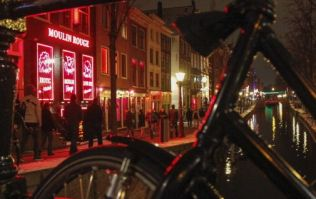 Guided tours through Amsterdam's Red Light District will be banned from next year