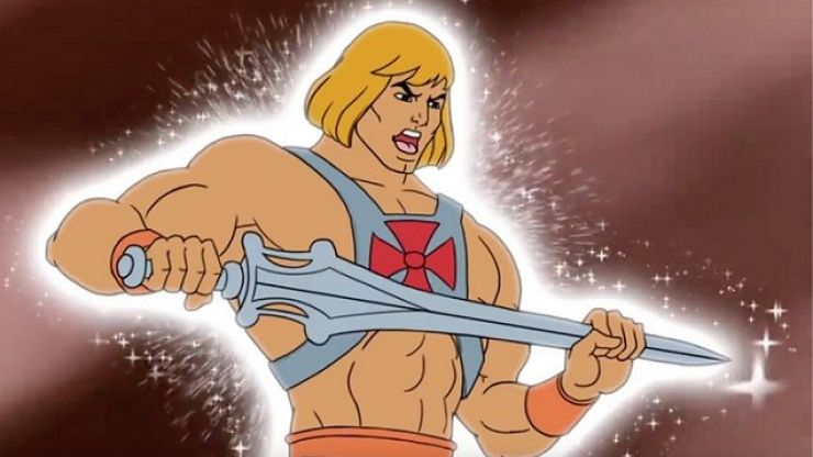 The new live-action He-Man has been cast and this isn't what we were expecting
