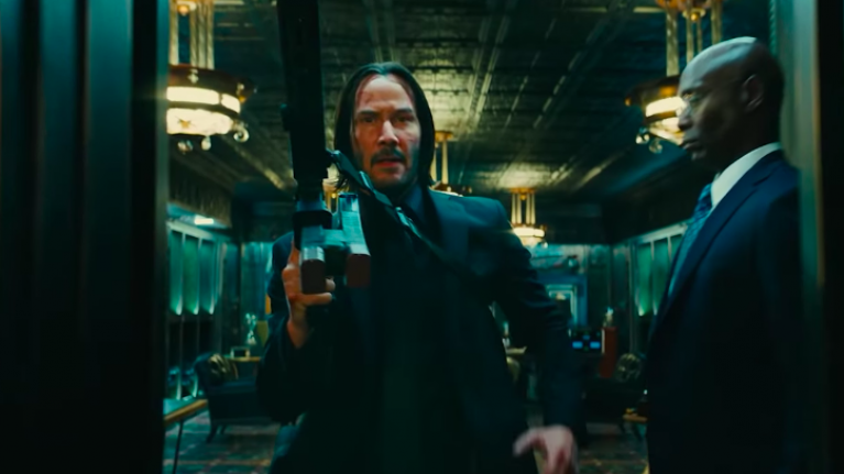 TRAILERCHEST: John Wick: Chapter 3 looks absolutely off the chain