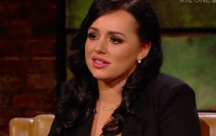 Domestic abuse survivor Jessica Bowes was a total inspiration on the Late Late