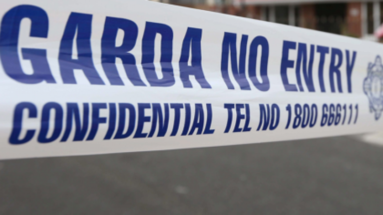 A man in his 20s has died following a road crash in Wexford