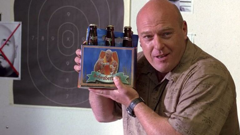 Hank from Breaking Bad's Schraderbräu beer is finally a reality
