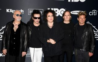 The Cure's Robert Smith has hilarious response to overly perky American interviewer