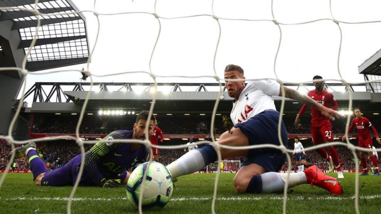 The Football Spin on Liverpool's key man, Hugo Lloris and the problems with Klopp's midfield