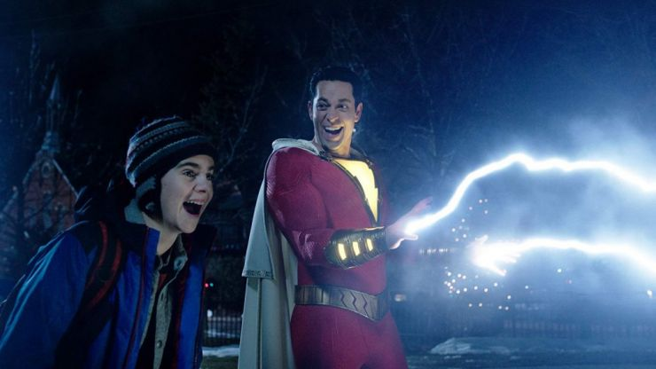 Shazam! filmmakers discuss how it would've been nearly impossible to fit him into the darker DC universe