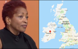WATCH: Author Bonnie Greer defending Ireland against British attitudes on Brexit is simply glorious