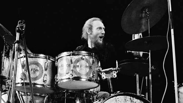 Legendary Cream drummer Ginger Baker has died aged 80