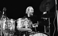 Legendary Cream drummer Ginger Baker has died aged 80
