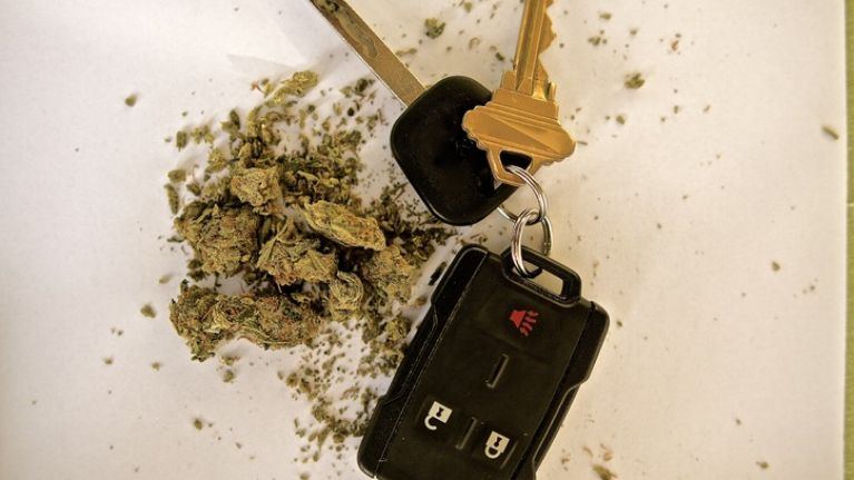Cannabis now nearly as common as alcohol in roadside drug and alcohol tests in Ireland