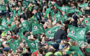 COMPETITION: Win a rugby ball signed by the Irish rugby team