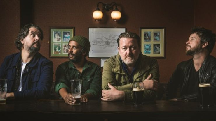 The Luckiest Bastard - Elbow's Guy Garvey in conversation