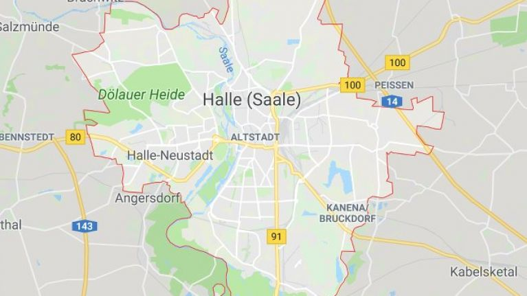 Two dead following shooting near German synagogue