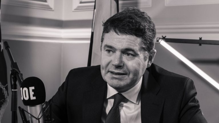 There will be no price to pay for loyalty of the EU, according to Paschal Donohoe
