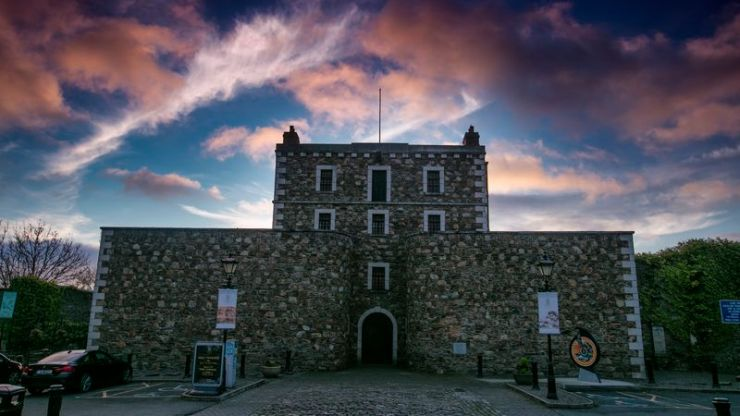 First-time buyers! Brave enough to watch The Sixth Sense with us in Wicklow Gaol?