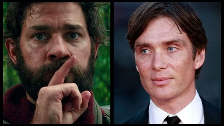 John Krasinski had some incredible things to say about working with Cillian Murphy on A Quiet Place 2