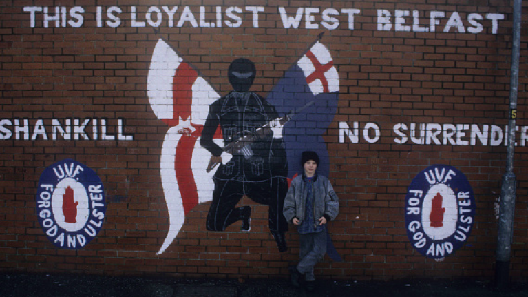 Latest episode in BBC series on The Troubles looks at how police fed information to Loyalist murder gangs