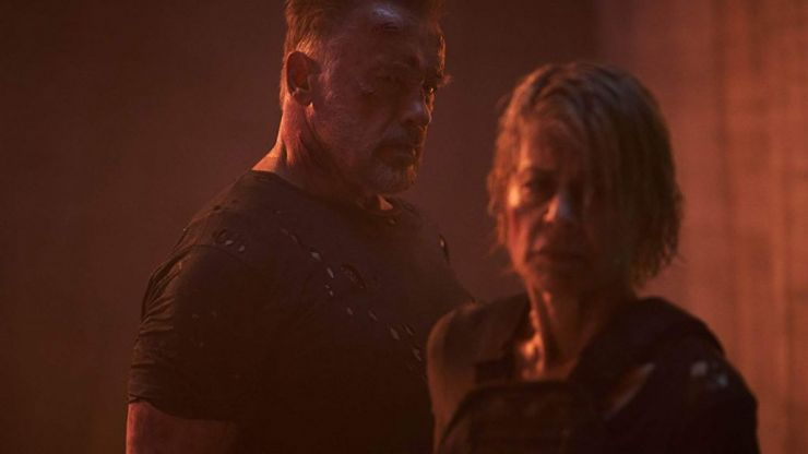 Terminator: Dark Fate starts off like T2 but ends up more like Terminator Genisys