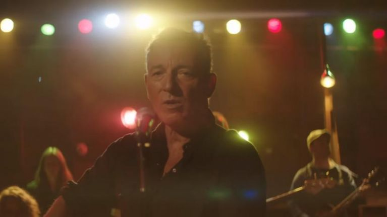 """Western Stars director on Bruce Springsteen: """"He's got a really profound connection with Irish culture"""""""