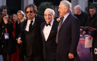 Martin Scorsese and Robert De Niro on how The Irishman wouldn't have happened without Netflix