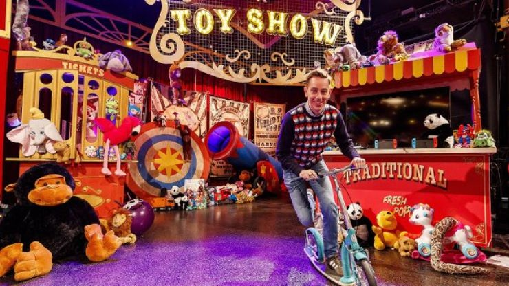 The Late Late Toy Show is looking performers and toy testers, here's how to apply