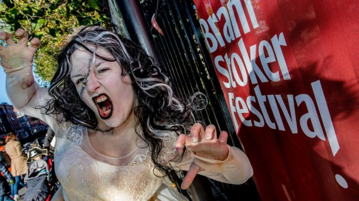 Everything you need to know about Bram Stoker Festival 2019