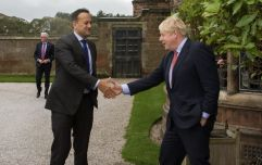 "Leo Varadkar and Boris Johnson signal ""a pathway to a possible deal"" following face-to-face Brexit talks"