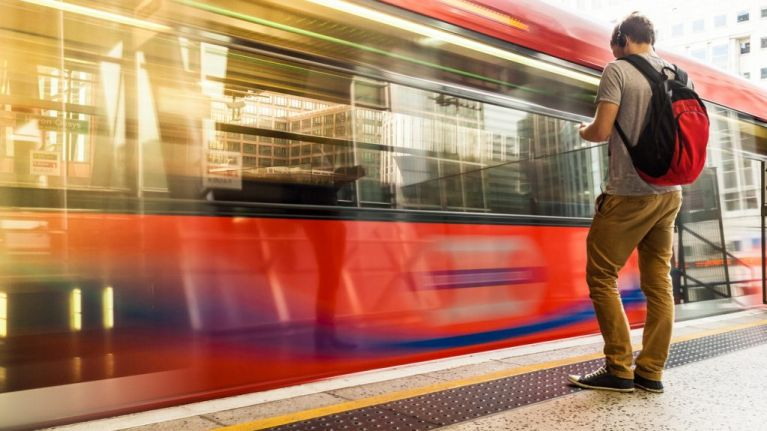 The UK's chief medical officer wants to ban eating on public transport