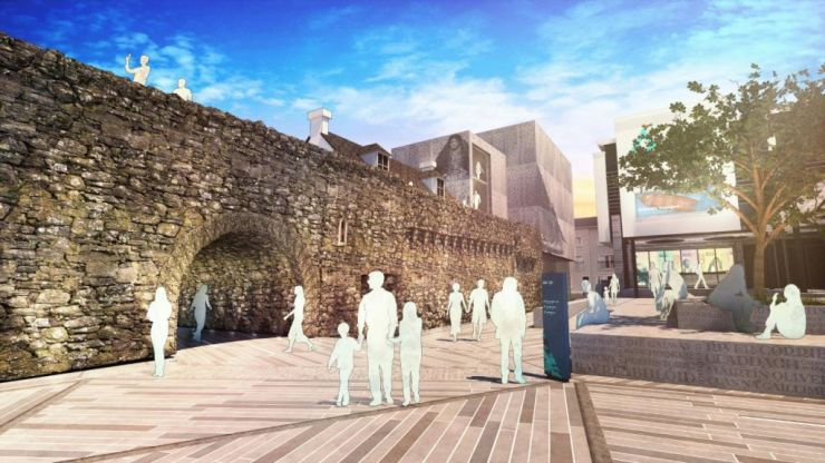 """New €10.2 million Atlantic museum set to """"transform the Spanish Arch district of Galway"""""""