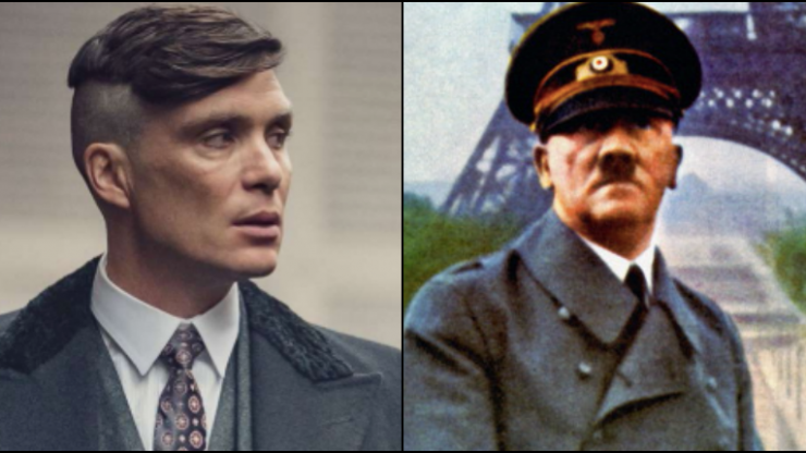 Peaky Blinders star discusses the idea of Tommy Shelby meeting Adolf Hitler in Season 6