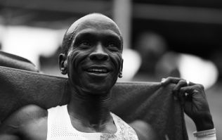 Eliud Kipchoge becomes the first person ever to run a marathon in under two hours