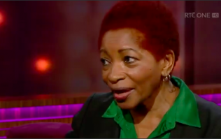 """The special relationship is with Ireland."" Bonnie Greer defends Ireland on The Ray D'Arcy Show"