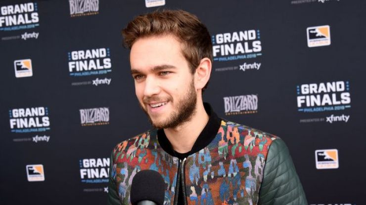 EDM sensation Zedd banned from China because he 'liked' a South Park tweet