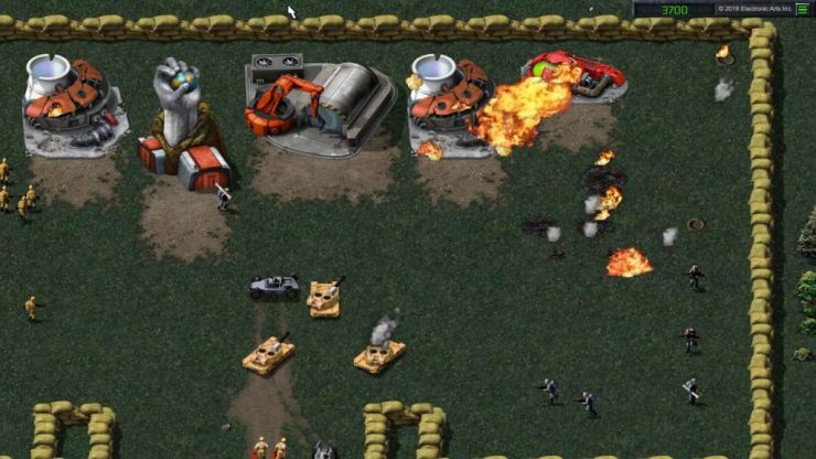 WATCH: One of the all-time great war games, Command & Conquer, is making a comeback