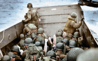 Netflix to show a brand new, fully colourised 10-part World War II documentary series
