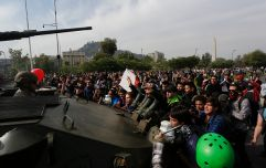 At least seven dead following protests and looting in Chile