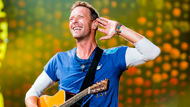 Coldplay announce a new album and talk has already turned to a potential tour