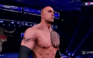 The new WWE video game is astonishingly broken