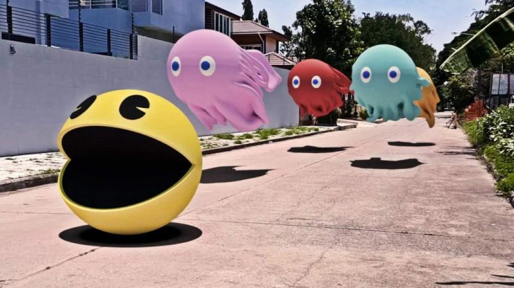 A real-life Pac-Man maze is coming to Dublin next year